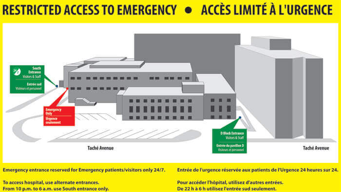 Emergency Room Construction